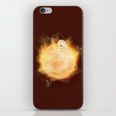 Lost in a Space / Sunlion iPhone Skin
