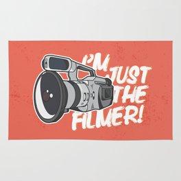 I'm Just The Filmer Rug