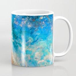 Timelessness - Original Abstract Art by Vinn Wong Coffee Mug