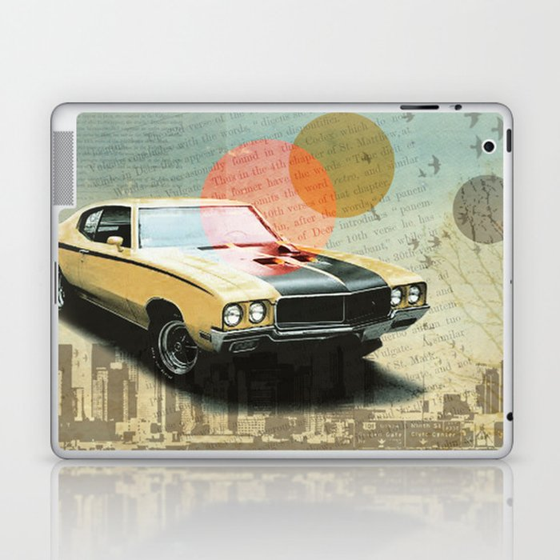 Buick Gran Laptop & iPad Skin