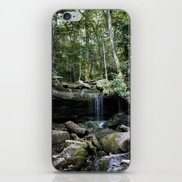 Surrounded by Peace iPhone Skin