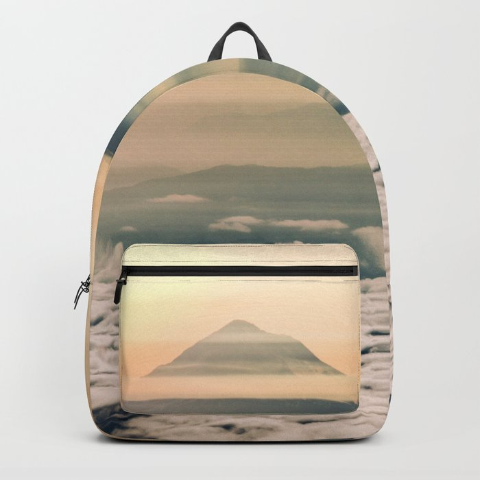 The West is Burning - Mt Hood Backpack
