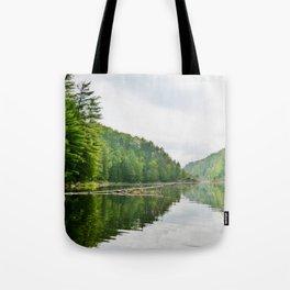 Mattawa River in Colour Tote Bag