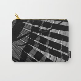 Abstract Palm Leaves 9 Carry-All Pouch