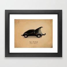 Fig. 34 The Beetle Framed Art Print