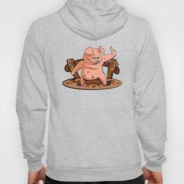 Angry Pig | Fuck You Farmer Hoody
