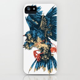 3 of Clubs iPhone Case
