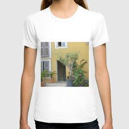 Yellow House, Calvi, Corsica T-shirt