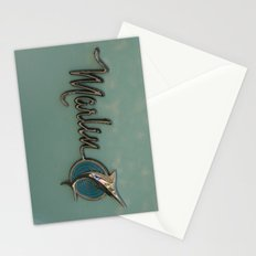 Marlin Stationery Cards