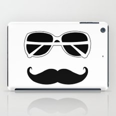 Hipster iPad Case
