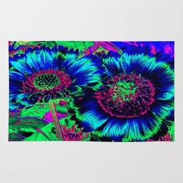 Hippie Flowers Rug