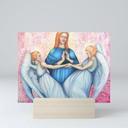 Magdalene, saint Mary Magdalene, Renaissance Mini Art Print