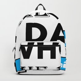 WHO´S THE BEST DAD_1 Backpack