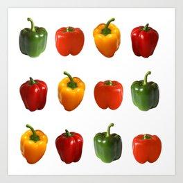 Sargent Pepper Club Art Print