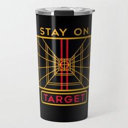 Stay On Target Travel Mug