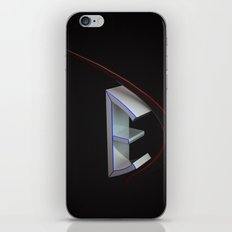 Logo edprodesign iPhone & iPod Skin