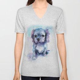 DOG #14 Unisex V-Neck