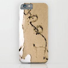 All you need is Love and Sand Slim Case iPhone 6s