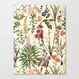 Secret Garden VI Canvas Print