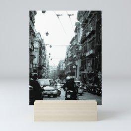 Naples, Spanish Quarter 1 Mini Art Print