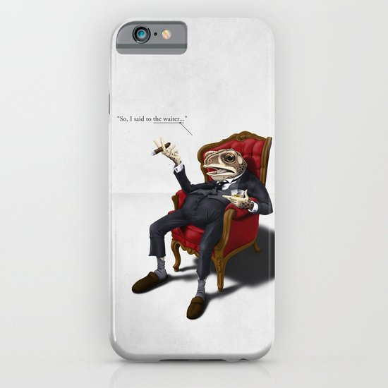 Fly in my soup! iPhone & iPod Case