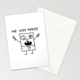 Mi hoy Minoy Stationery Cards