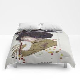 The Cloche - Art Deco Comforters