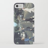 potter iPhone & iPod Cases featuring Potter Road by alboradas