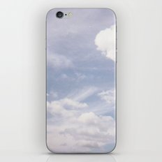 Sweet Clouds iPhone & iPod Skin