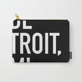 Detroit, MI Carry-All Pouch