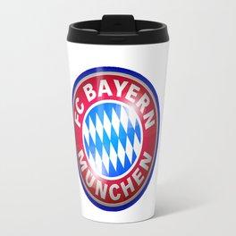 Bayern Munchen Logo Travel Mug