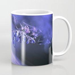 RED SPANGLES no3C-Blue Coffee Mug