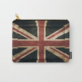 British Flag - Union Jack Carry-All Pouch