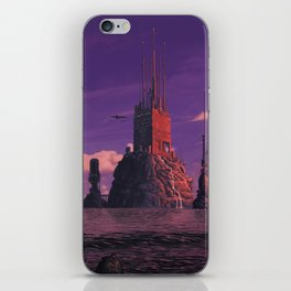 Offshore Data Haven iPhone Skin