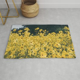 Daisies For Days Rug