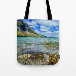Lake Willoughby Tote Bag