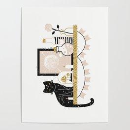 Magical Little Shelf Poster