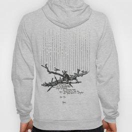 Seagulls in the Rain Hoody