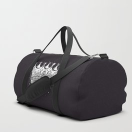 Crown in graffiti style Duffle Bag