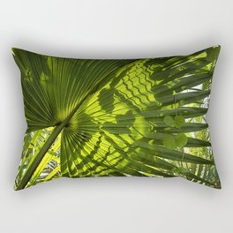 Shadow Play Rectangular Pillow