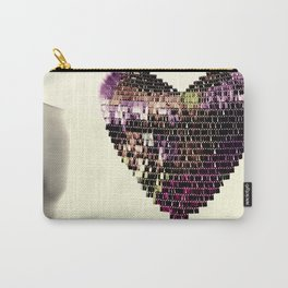 Deeper In Love Carry-All Pouch