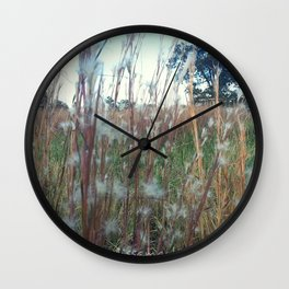 the prarie Wall Clock