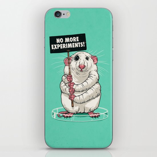No more experiments! iPhone & iPod Skin