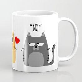 Disappointing relationship Coffee Mug