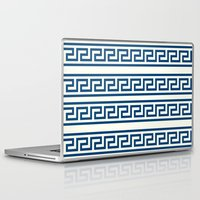 greek Laptop & iPad Skins featuring Greek II by Mr and Mrs Quirynen