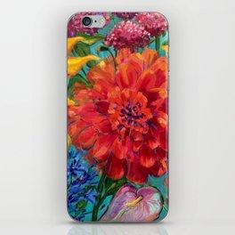 Hello Dahlia! iPhone Skin