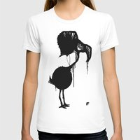 flamingo T-shirts featuring Flamingo by NOME