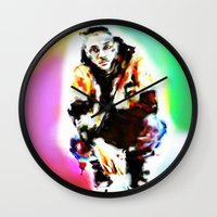 waldo Wall Clocks featuring Waldo  by Enna