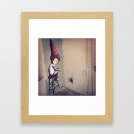 Bad Boy Framed Art Print