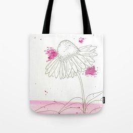 Echinacea Magic Tote Bag